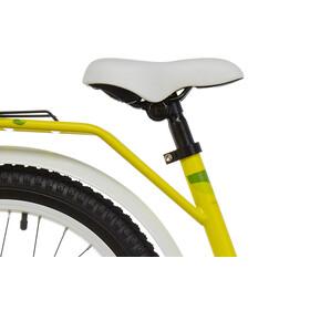 s'cool niXe 18 Rower dziecięcy  steel żółty